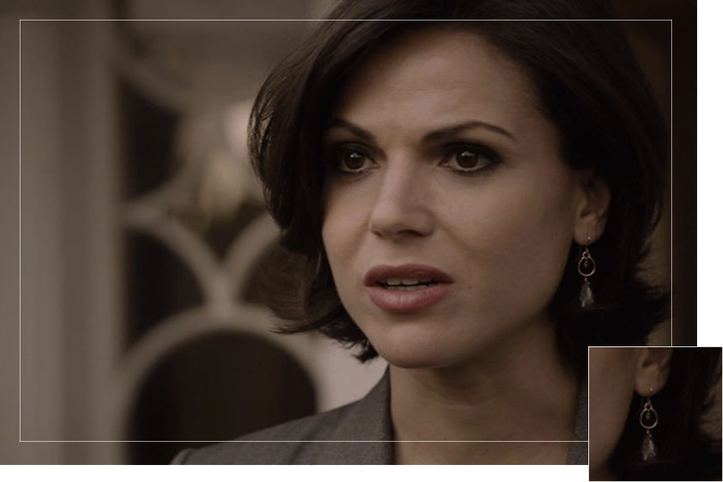 As seen on Regina the evil queen from Once upon a time