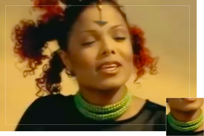 The Velvet rope by Janet Jackson - Undercover Toad