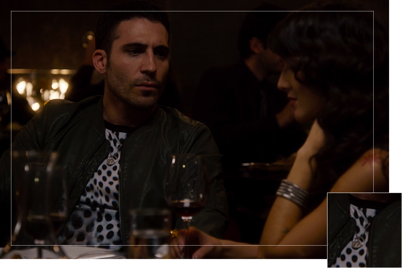 As seen on Lito from Sense 8