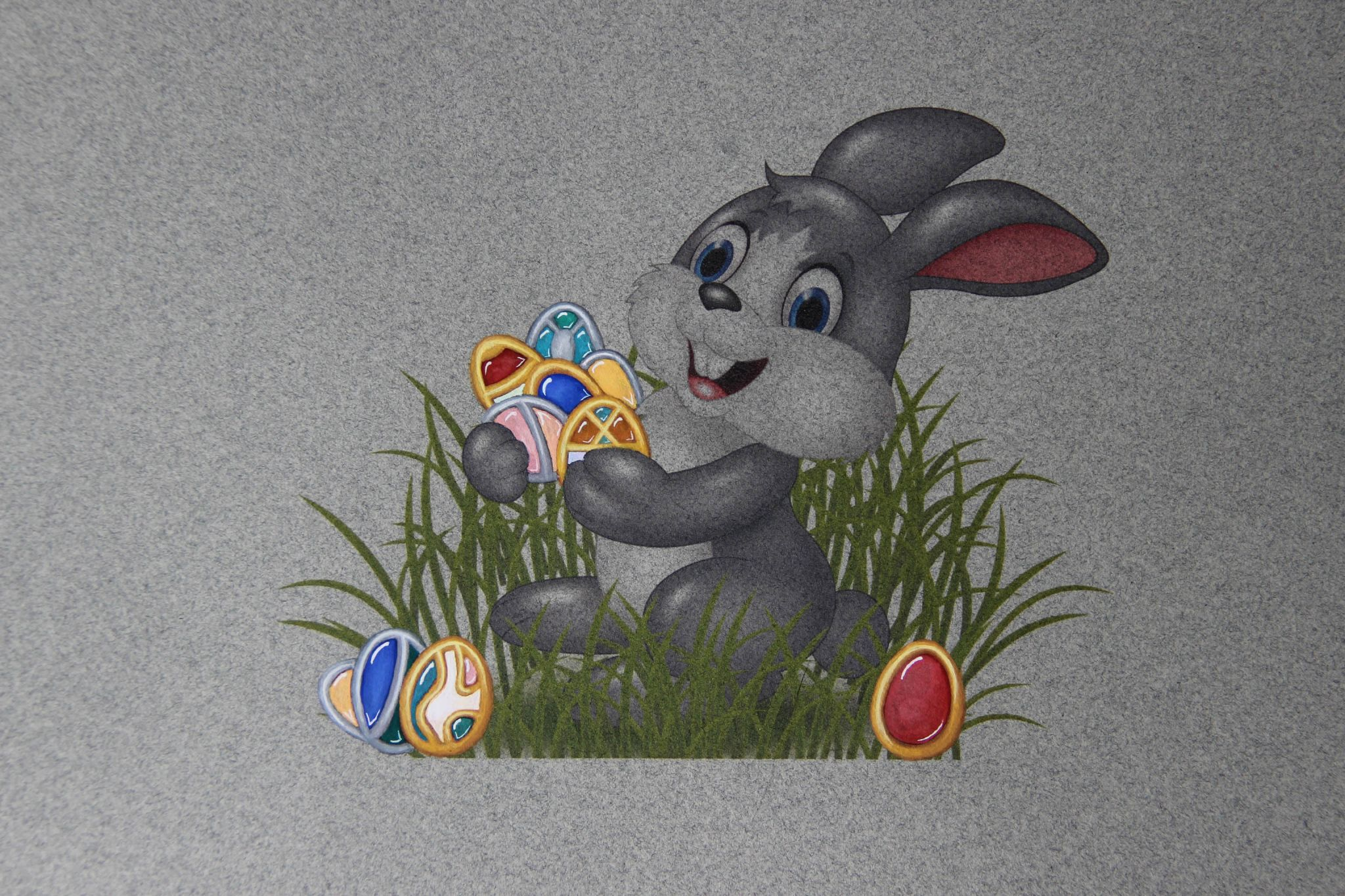 celebrations easter day 2018 jewelry painting