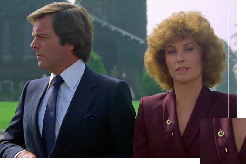 As seen on Jennifer Hart from Hart to Hart