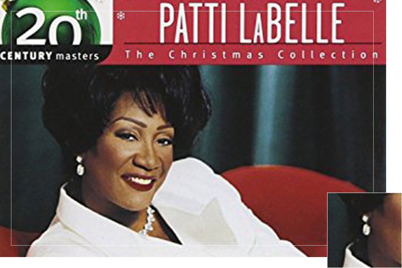 As seen on Patti Labelle