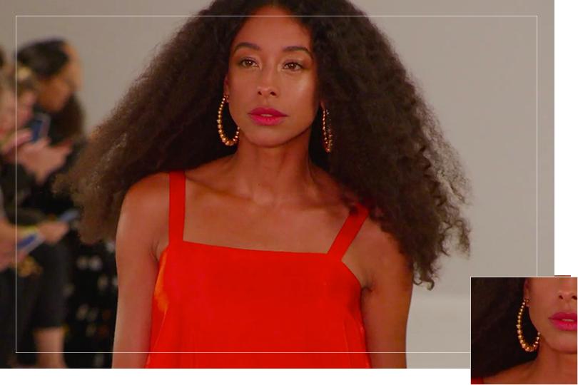 As seen on London Fashion week september 2018