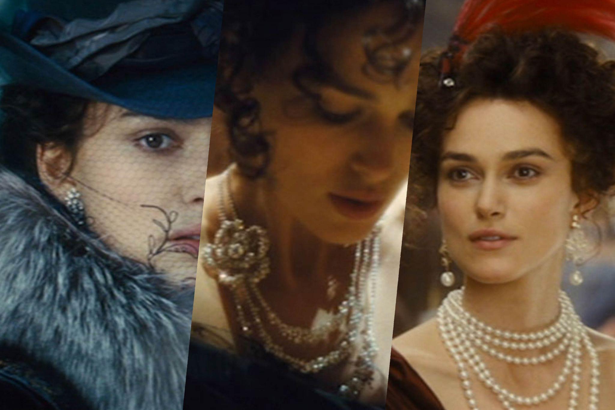 As seen on Anna Karenine jewelry