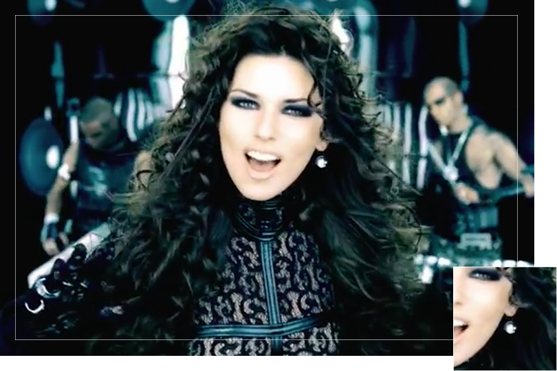 Undercovertoad as seen on jewelry Shania Twain Up