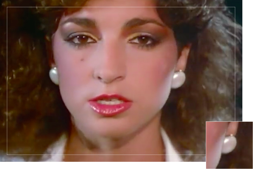 Undercovertoad as seen on Gloria Estefan