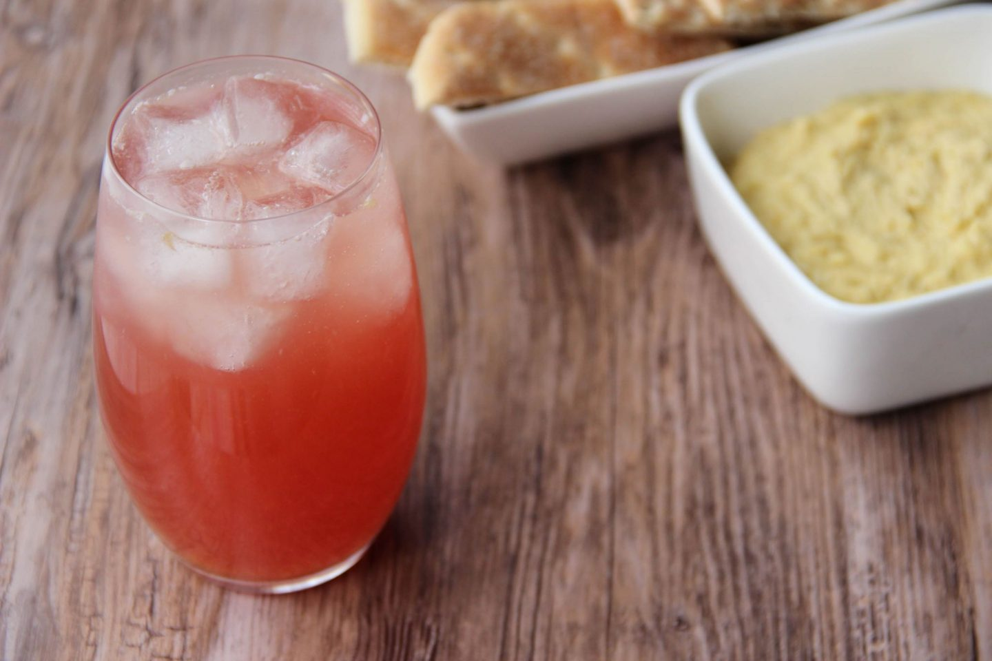 Chilling out cocktail and recipes houmous madras cocktail