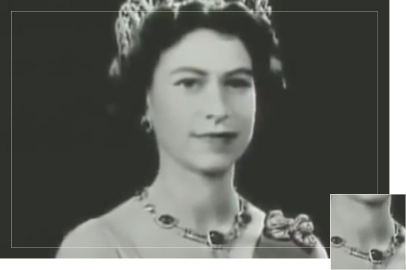 Undercovertoad as seen on Royal jewelry documentary