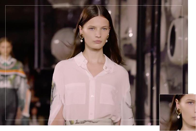 Undercovertoad as seen on London fashion week september 2019
