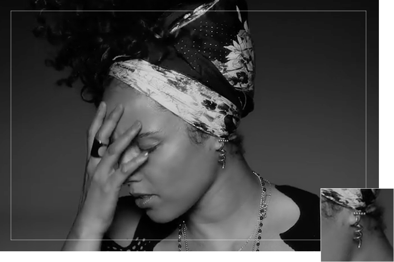 Undercovertoad as seen on Alicia Keys