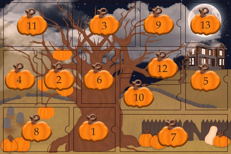 13 days of halloween celebrations undercovertoad jewelry