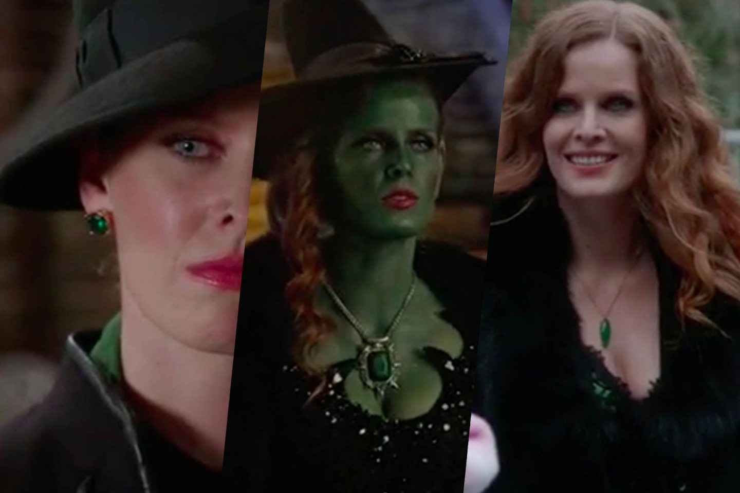 Undercovertoad as seen on Zelena Once upon a time