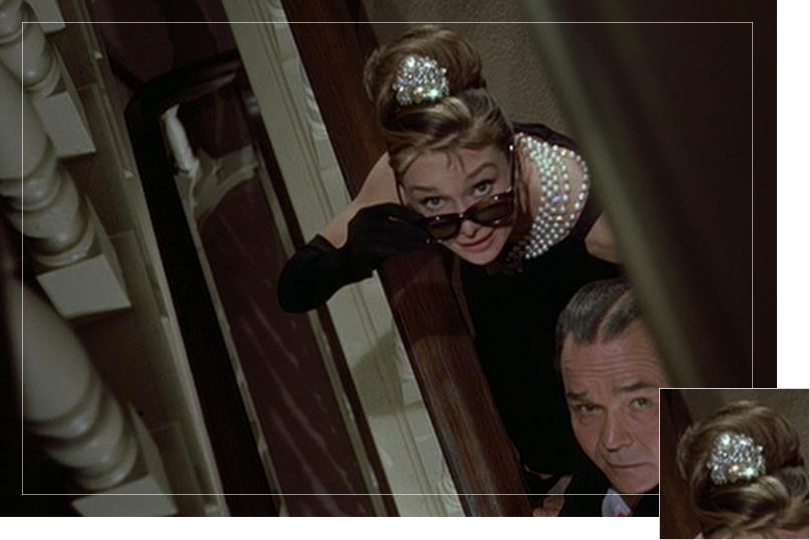 Undercovertoad as seen on Holly Golightly Breakfast at Tiffany