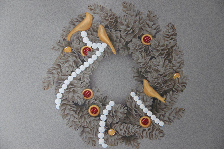 merry wreathmas christmas wreath christmas 2019