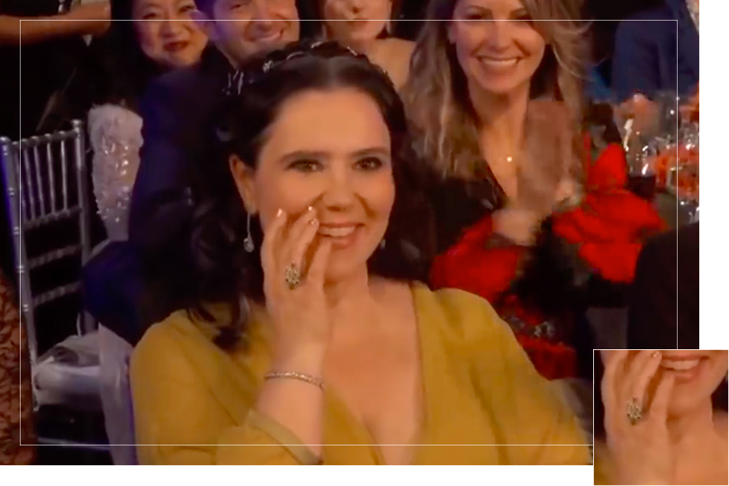 Undercovertoad as seen on SAG awards 2020