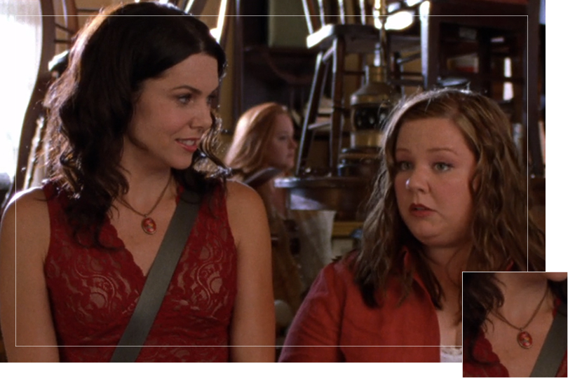 Undercovertoad as seen on Gilmore girls