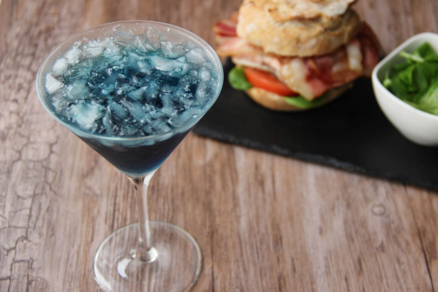 Chilling out cocktail and recipes sea earth burger fancy drink cocktail
