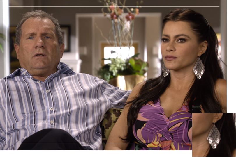 Jewelry Undercovertoad as seen on Gloria Modern family