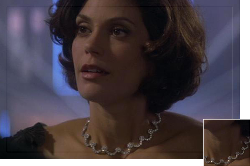 Jewelry Undercovertoad as seen on James Bond Tomorrow never dies