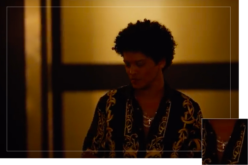 Jewelry Undercovertoad as seen on Bruno Mars